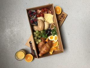 ontbijt box